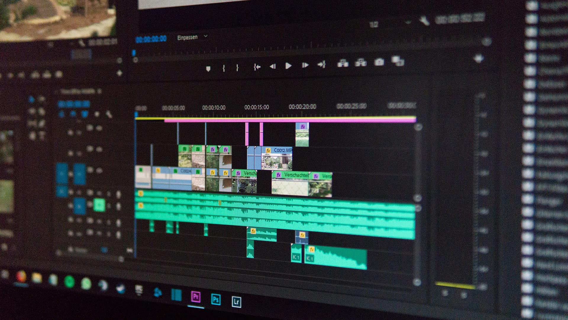 The Essential Stages of Corporate Video Editing